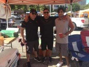 Joe, Brandon, and Rishi