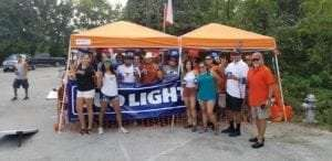 Thanks Bud Light for a great year of sponsorship!